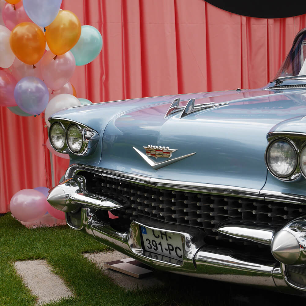back-to-the-50s-voiture